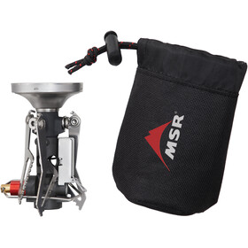 MSR Pocket Rocket DLX - Réchaud camping - rouge